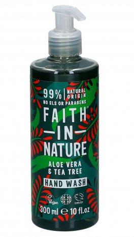 Sapone Liquido Aloe Vera e Tea Tree