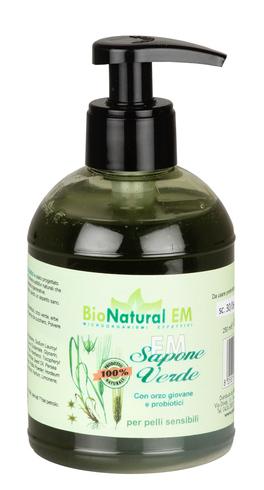 Sapone Verde Liquido
