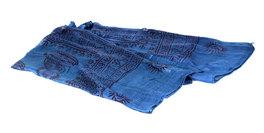 Sciarpa Mantra - Blu