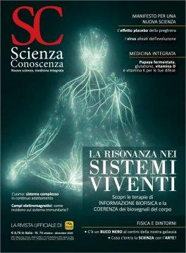 Macrolibrarsi - Scienza e Conoscenza n. 74 - Ottobre/Dicembre 2020