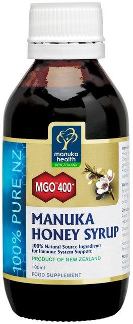 Sciroppo al Miele di Manuka - MGO 400