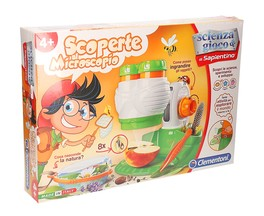 Scoperte al Microscopio - Kit