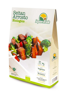Seitan Arrosto Biologico