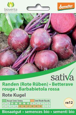 "Semi di Barbabietola Rossa ""Rote Kugel"""