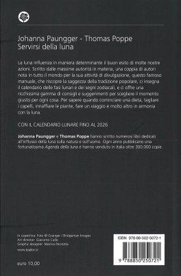 Calendario Lunare Salute E Bellezza.Servirsi Della Luna Lunario Fino Al 2026 Libro