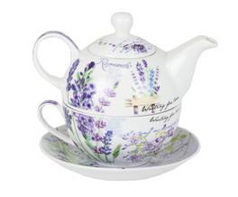 Set Tea for One - Teiera Provence