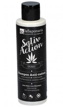 Shampoo Anti-Caduta - SativAction