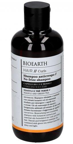 Shampoo Anticrespo - Capelli Ricci e Mossi