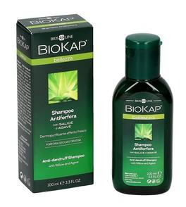 Biokap - Shampoo Antiforfora salice e Agave - 100 ml