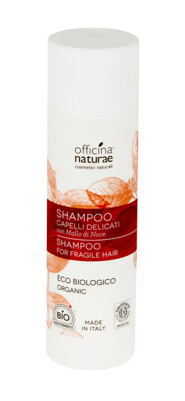 Shampoo Capelli Delicati con Mallo di Noce