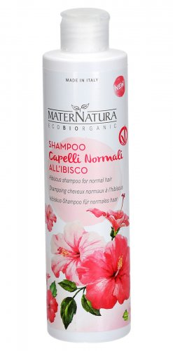 Shampoo Capelli Normali all'Ibisco