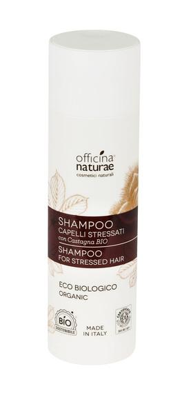 Shampoo Capelli Stressati con Castagna Bio