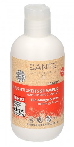 Shampoo Idratante - Mango e Aloe