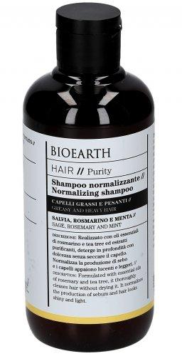 Shampoo Normalizzante - Capelli Grassi e Pesanti
