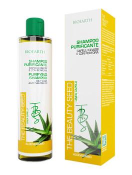 Shampoo Purificante - Capelli Grassi e Forfora