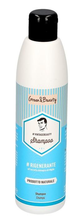 Shampoo Rigenerante al Miglio di Green&Beauty
