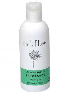 Shampoo Rinforzante con Miglio