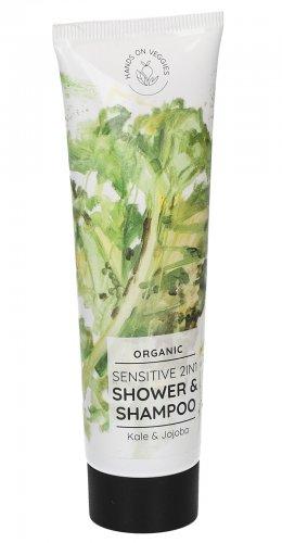 Shampoo & Shower - Cavolo e Jojoba - 50ml
