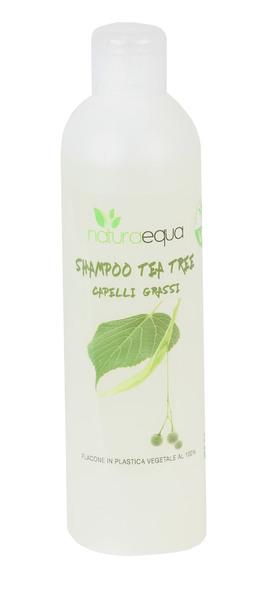 Shampoo Tea Tree Capelli Grassi