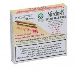 Sigarette Naturali alle Erbe Nirdosh - Senza Filtro
