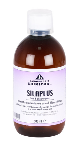 Silaplus - Silicio Organico