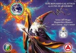 Sincronario Galattico 26/7/2019 - 24/7/2020