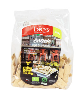 Snack - Olive e Capperi Bio