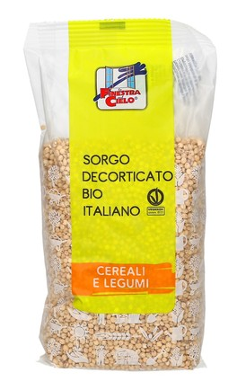 Sorgo Decorticato Bio Italiano