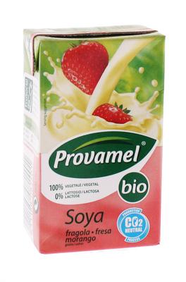 Soya Fragola - Latte di Soya