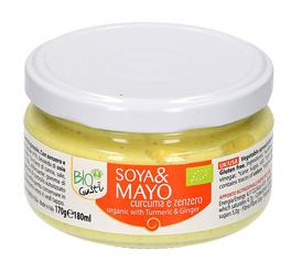 Soya & Mayo con Curcuma e Zenzero