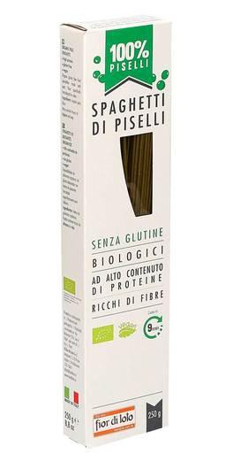 Spaghetti di Piselli