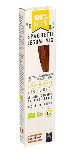 Spaghetti Legumi Mix