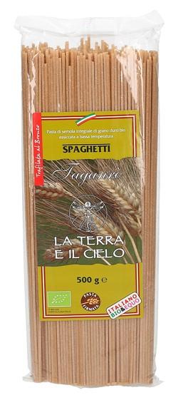 Spaghetti Semi Integrali - Taganrò