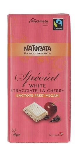 Special White Stracciatella Cherry - Cioccolato Bianco Vegan