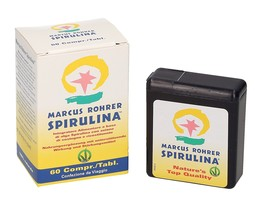 Spirulina - Marcus Rohrer - Compresse
