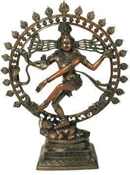 Statua di Shiva Nataraja 84 cm