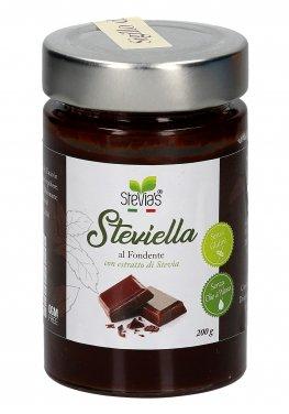 Steviella al Fondente con Estratto di Stevia