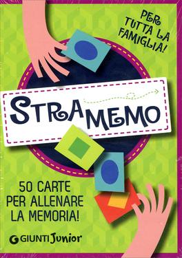 Stramemo - 50 Carte per Allenare la Memoria