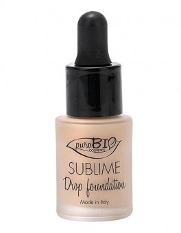 Sublime Drop Foundation - Collezione Luxus
