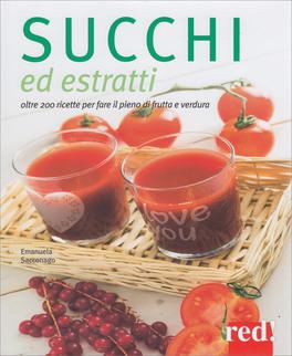 Succhi ed Estratti di Frutta e Verdura