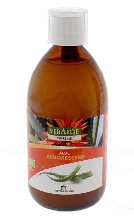 Succo Aloe Arborescens Biologico 99,9%