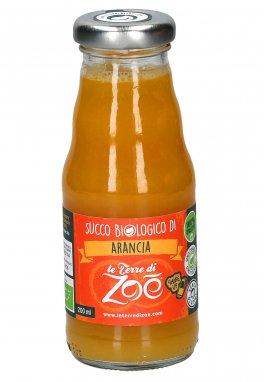 Succo Biologico di Arancia