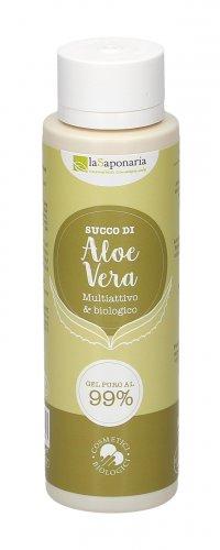 Succo di Aloe Vera - Gel di Aloe Vera Puro 99%