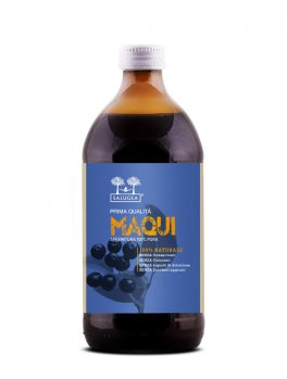 Succo di Maqui 500ml – Puro al 100%