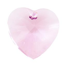 Swarovski Cristallo Cuore Rosa