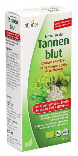 Tannen Blut - Integratore Alimentare con Gemme di Pino e Vitamina C