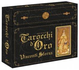 Tarocchi d'Oro Visconti Sforza
