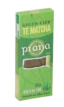 Tavoletta Green Ciok - Tè Matcha