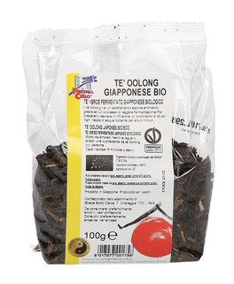 Tè Oolong Giapponese Bio