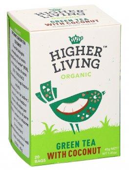 Tè Verde al Cocco - Green Tea with Coconut